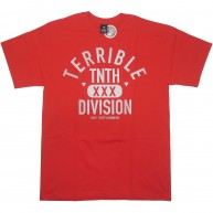 10 Deep 'Archrivals' T-Shirt -Red-