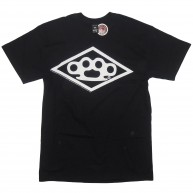 10 Deep 'Diamond Knuckle 12' T-Shirt -Black-