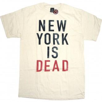 10 Deep 'Muerte' T-Shirt -Natural-