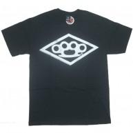 10 Deep 'Diamond Knuckle' T-Shirt -Navy-