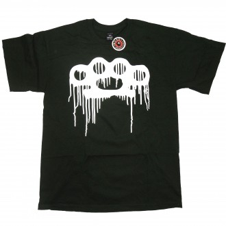 10 Deep 'Drip Knuckle Logo' T-Shirt -Hunter-