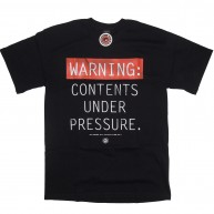 10 Deep 'Under Pressure' T-Shirt -Black-