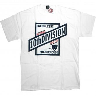 10 Deep 'Reckless' T-Shirt -White-