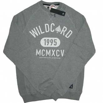 10 Deep 'Wild Card' Sweatshirt -Grey-