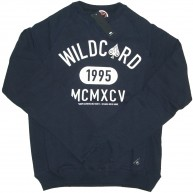 10 Deep 'Wild Card' Sweatshirt -Navy-