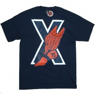 10 Deep 'Wild X-Wing' T-Shirt -Navy-