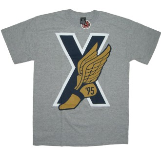 10 Deep 'Wild X-Wing' T-Shirt -Grey-