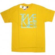 Twelve Bar'Lubalin' Tee  -Yellow-