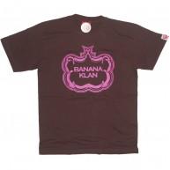 Banana Klan 'Logo' T-Shirt  -Brown-