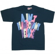 A.IN.T 'Flamboyant' T Shirt  -Navy-