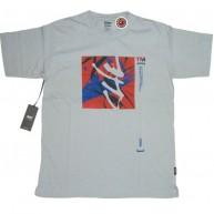 Addict 'S3 Edition' T Shirt  -Grey-