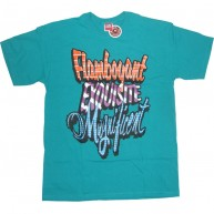 A.IN.T 'Exquisite' T Shirt  -Jade-