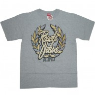 A.IN.T 'Reefus' T Shirt  -Grey-