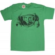 Analog 'Pioneer' Tee  -Green-