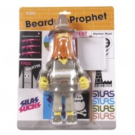 Silas 'Bearded Prophet ' Figure -Khaki-