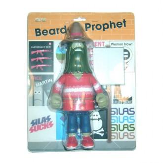 Silas 'Bearded Prophet ' Figure -Pink-