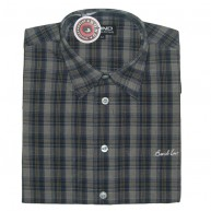 Bond 'Rah' S/S Shirt  -Navy/Stn-