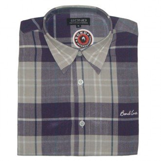 Bond 'Rah' S/S Shirt  -Purple-