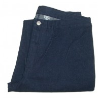 Bond 'Crest Pocket' Denim Pant  -Denim-