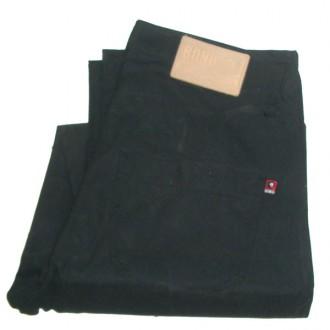 Bond 'Crest Pocket'  Pant  -Black-