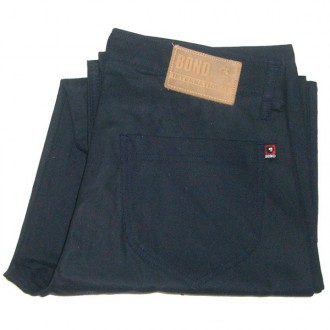 Bond 'Crest Pocket'  Pant  -Navy-