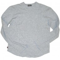 Bond 'Baseball' L/S T-Shirt  -Grey-