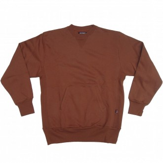 Bond 'Pocket Sweat' -Brown-