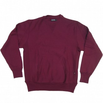 Bond 'Pocket Sweat' -Burgundy-