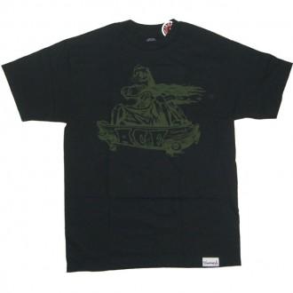 Diamond Supply Co 'X Ace Trucks pt.2' T Shirt -Black-