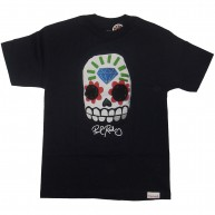 Diamond Supply Co 'P-ROD' Tee -Navy-
