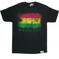 Diamond Supply Co 'Rise & Shine' Tee -Black-