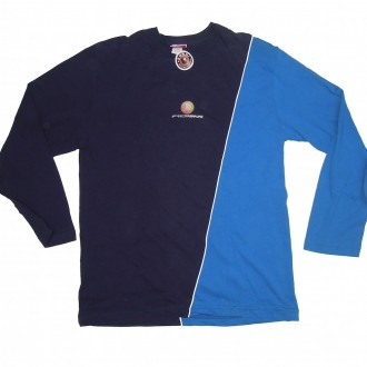 Fresh Jive 'L/S Tee -Navy-
