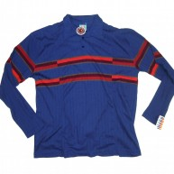 Fresh Jive 'L/S Polo' -Navy-