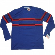 Fresh Jive 'L/S V-Neck -Navy-