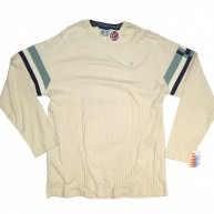 Fresh Jive 'L/S Crew Neck -Cream-
