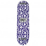Haze 'Skate Deck'  -Purple-