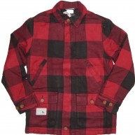 The Hundreds 'Armstrong' Jacket -Red-