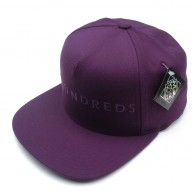 The Hundreds 'Basic' Snapback -Purple-