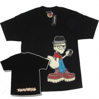 The Hundreds 'Boots' T-shirt -Black-