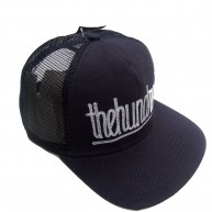The Hundreds 'Chain'Snapback -Black-