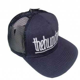 The Hundreds 'Chain'Snapback -Navy-