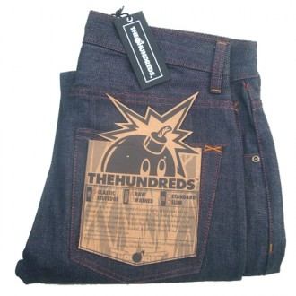The Hundreds 'Classic' Denim -Indigo-