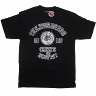 The Hundreds 'Create & Destroy' T-Shirt -Black-