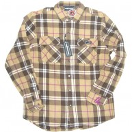 The Hundreds 'Demond' Shirt -Tan-