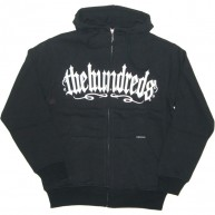 The Hundreds 'Firme' Hoodie -Black-