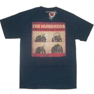 The Hundreds 'Hard Daze' T-Shirt -Navy-