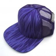 The Hundreds Jags' Snapback Cap -Purple-