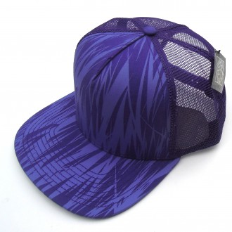 The Hundreds Jags' Snapback Cap -Purple-