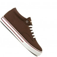 The Hundreds 'Johnson Mid' Shoe -Brown-
