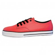 The Hundreds 'Johnson Low' Shoe -Red-